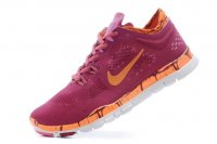 Womens Nike Free TR Fit Red Orange
