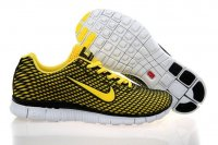 Mens Nike Free 5.0 Yellow Brown