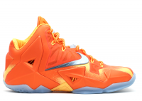 "lebron 11 preheat ""forging iron"""
