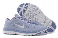 Womens Nike Free 5.0 Purple Grey