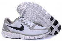 Mens Nike Free 5.0 V5 White Black