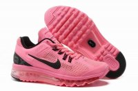 Womens Air Max 2013 Black Pink