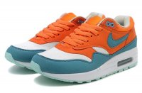 Womens Air Max 87 Orange White
