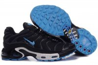 Mens Nike Air Max TN I Black Deepblue