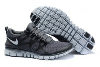 Mens Nike Free 3.0 V3 Grey Black