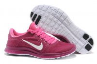 Womens Nike Free 3.0 V6 Red Peach