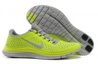 Mens Nike Free 3.0 V4 Shoes Yellow