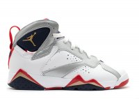 "air jordan 7 retro (gs) ""olympic 2012 release"""