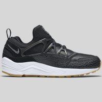 Nike Wmns Air Huarache Light PRM Black White Gum