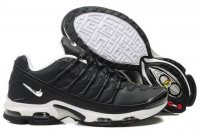 Mens Nike Air Max TN Iiii Black White