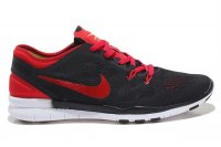 Mens Nike Free 5.0 V2 Training Black Red