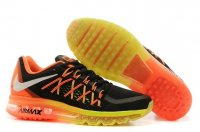 Mens Air Max 2015 Balck Orange