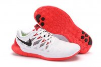 Mens Nike Free 5.0 White Black