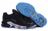 Womens Nike Air Max TN White Black Blue