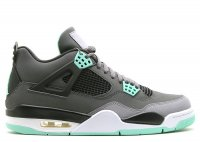 "air jordan 4 retro ""green glow"""