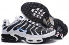 Womens Nike Air Max TN Black White