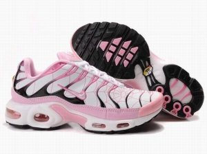 Womens Nike Air Max TN I White Light Red