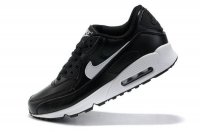 Mens Nike Air Max 90 Black/White