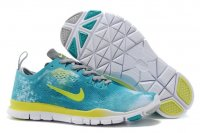 Mens Nike Free TR Fit Yellow Green