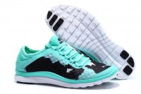 Womens Nike Free 3.0 V7 Black Green