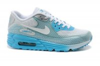 Womens Air Max 90 Lunar C3.0 Light Base Grey/Turbo Green