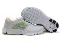 Mens Nike Free 5.0 V3 White Green