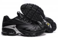 Mens Nike Air Max TN Iii Black Silver