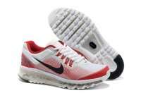 Mens Air Max 2013 White Red