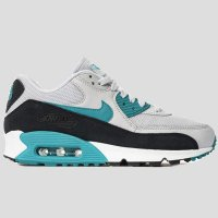 Nike Wmns Air Max 90 Essential Pure Platinum Radiant Emerald