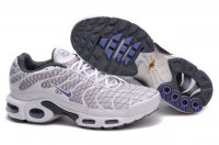Mens Nike Air Max TN I White Purple