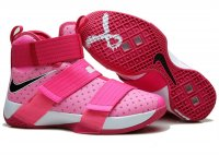 lebron soldier 10 pink