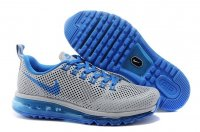 Mens Nike Air Max 2014 Blue Grey