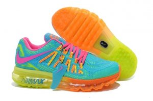 Womens Air Max 2015 Tpu Kpu Green Pink