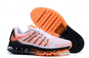 Womens Air Max 2015 White Mago Black