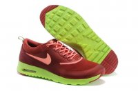 Mens Air Max 2014 Thea Print Wine Coral