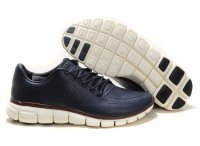 Mens Nike Free 5.0 Wool Skin White Blue