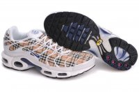 Mens Nike Air Max TN I White Sand