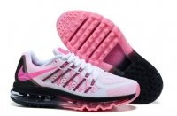Womens Air Max 2015 White Mago Pink