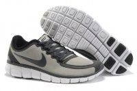Mens Nike Free 5.0 V5 Black Grey