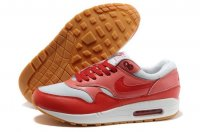 Mens Air Max 87 Red White