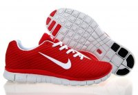 Mens Nike Free 5.0 Red White