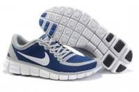 Mens Nike Free 5.0 V5 Blue White