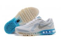 Womens Nike Air Max 2014 White Sky Blue