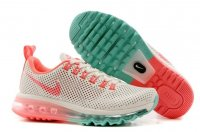 Womens Nike Air Max 2014 White Orange