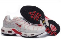 Mens Nike Air Max TN I Grey Red