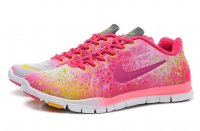 Womens Nike Free TR Fit Pink Red