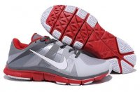 Mens Nike Free 5.0 V6 Red Grey