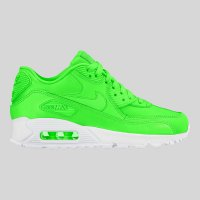 Nike Air Max 90 LTR (GS) Voltage Green White