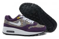 Womens Air Max 87 Purple Flower