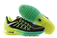 Mens Air Max 2015 Balck Green